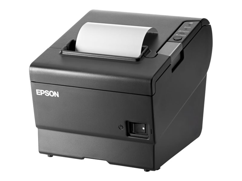 HP Epson TM-T88V Serial USB POS Printer, D9Z52AA, 30820763, Printers - POS Receipt