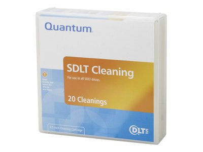 Quantum SuperDLT Cleaning Cartridge, MR-SACCL-01, 269347, Tape Drive Cartridges & Accessories