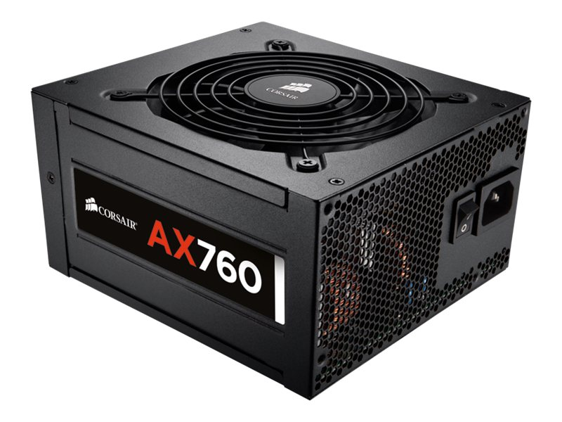 Corsair 760W Power Supply, CP-9020045-NA