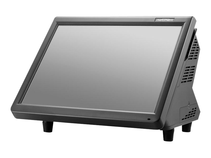 Partnertech 6215 POS Terminal All-in-One 15 ELO Resistive TFT, 6215-EB-1W7-MSR