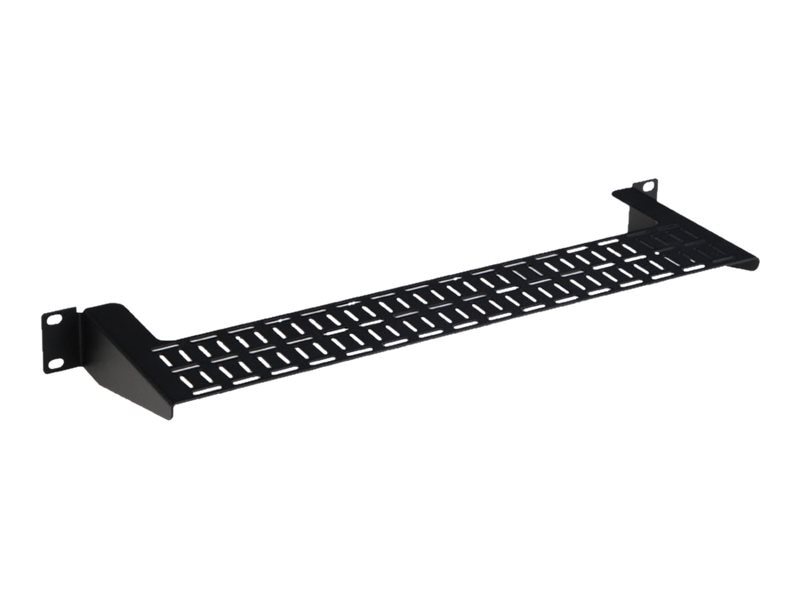 Kendall Howard 1U Cable Lacing Shelf, 1903-1-200-01, 17027912, Rack Cable Management