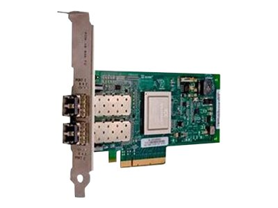 Dell QLogic 2662 Dual-Port Fibre Channel HBA, 406-BBBB, 30935245, Host Bus Adapters (HBAs)