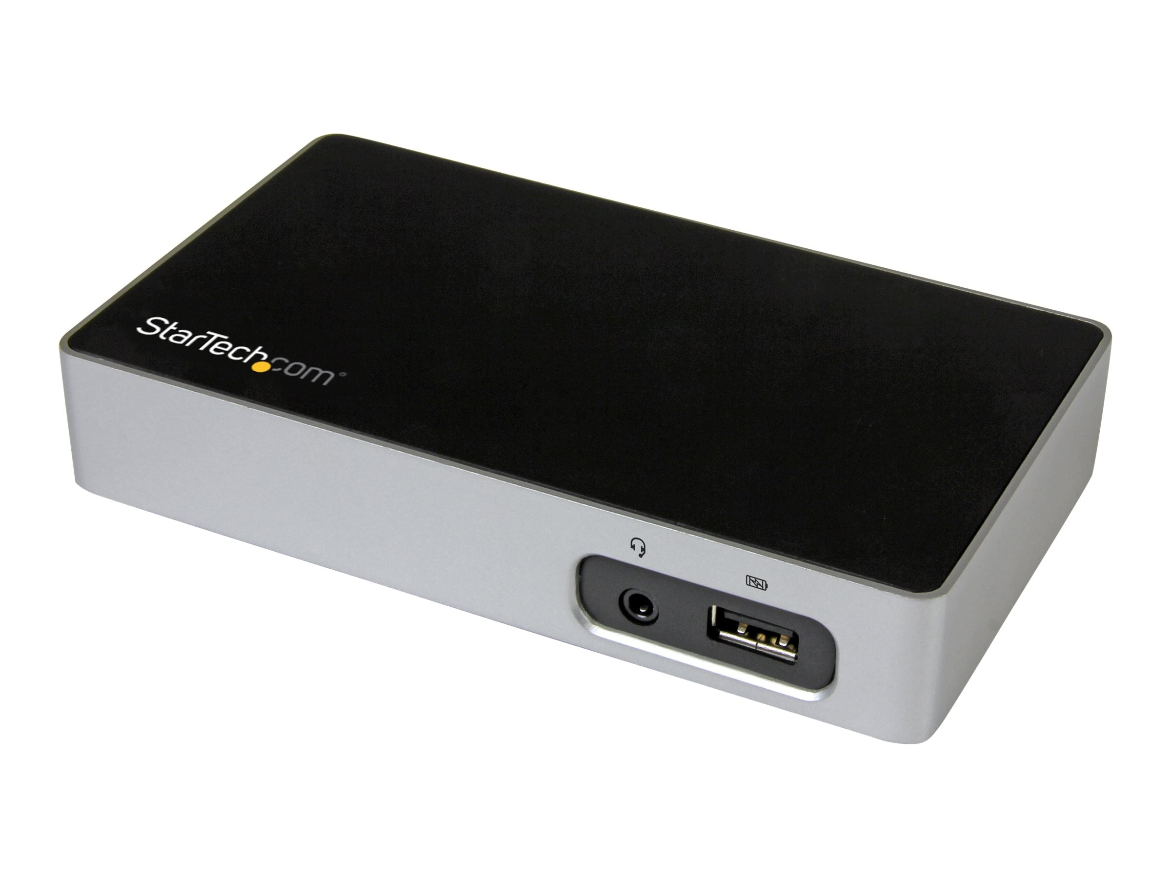 StarTech.com USB 3.0 4K DisplayPort Docking Station