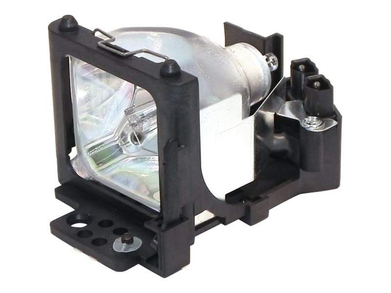 Ereplacements Front projector lamp for Hitachi CP-HS1000, CP-HS1050, CP-HS1060, CP-HS1090, CP-HX1090, DT00511, 8596267, Projector Lamps