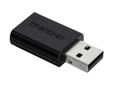 TRENDnet Wireless AC600 DB USB Adapter, TEW-804UB, 16369603, Wireless Adapters & NICs