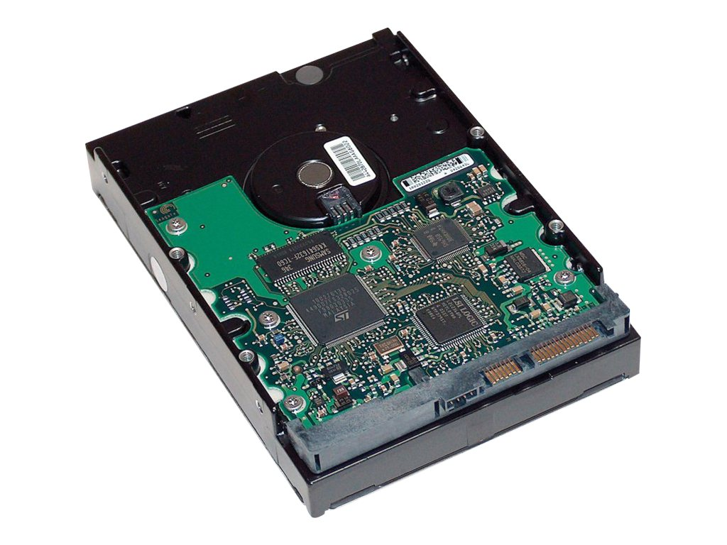 HP 2TB SATA 6Gb s 7200 RPM 3.5 Internal Hard Drive (Smart Buy), QB576AT, 13832412, Hard Drives - Internal