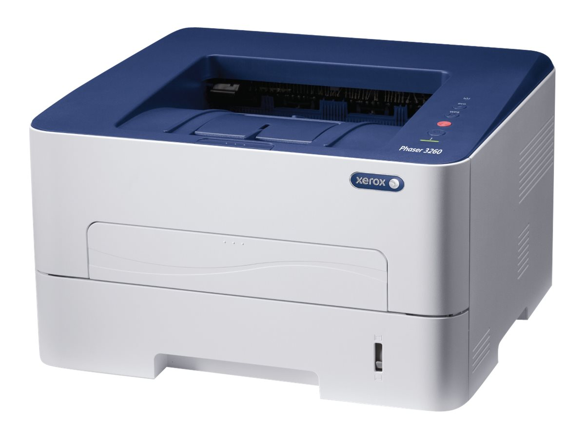 Xerox Phaser 3260 DNI Monochrome Laser Printer, 3260/DNI