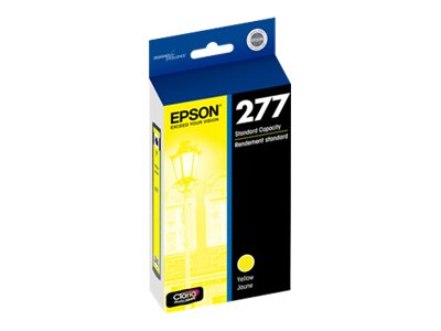 Epson Yellow 277 Ink Cartridge, T277420