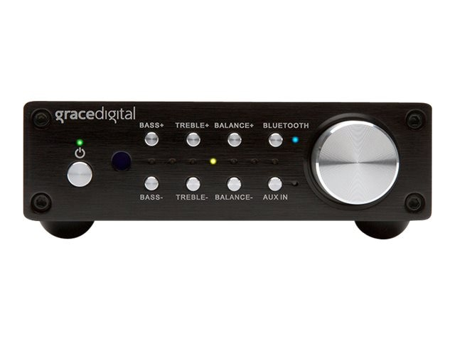 Grace Digital Audio Bluetooth Amplifier - 100W