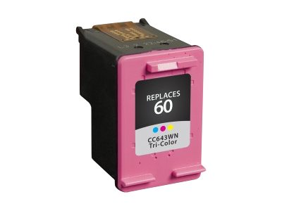 V7 CC643WN Tri-Color Ink Cartridge for HP, V7CC643WN