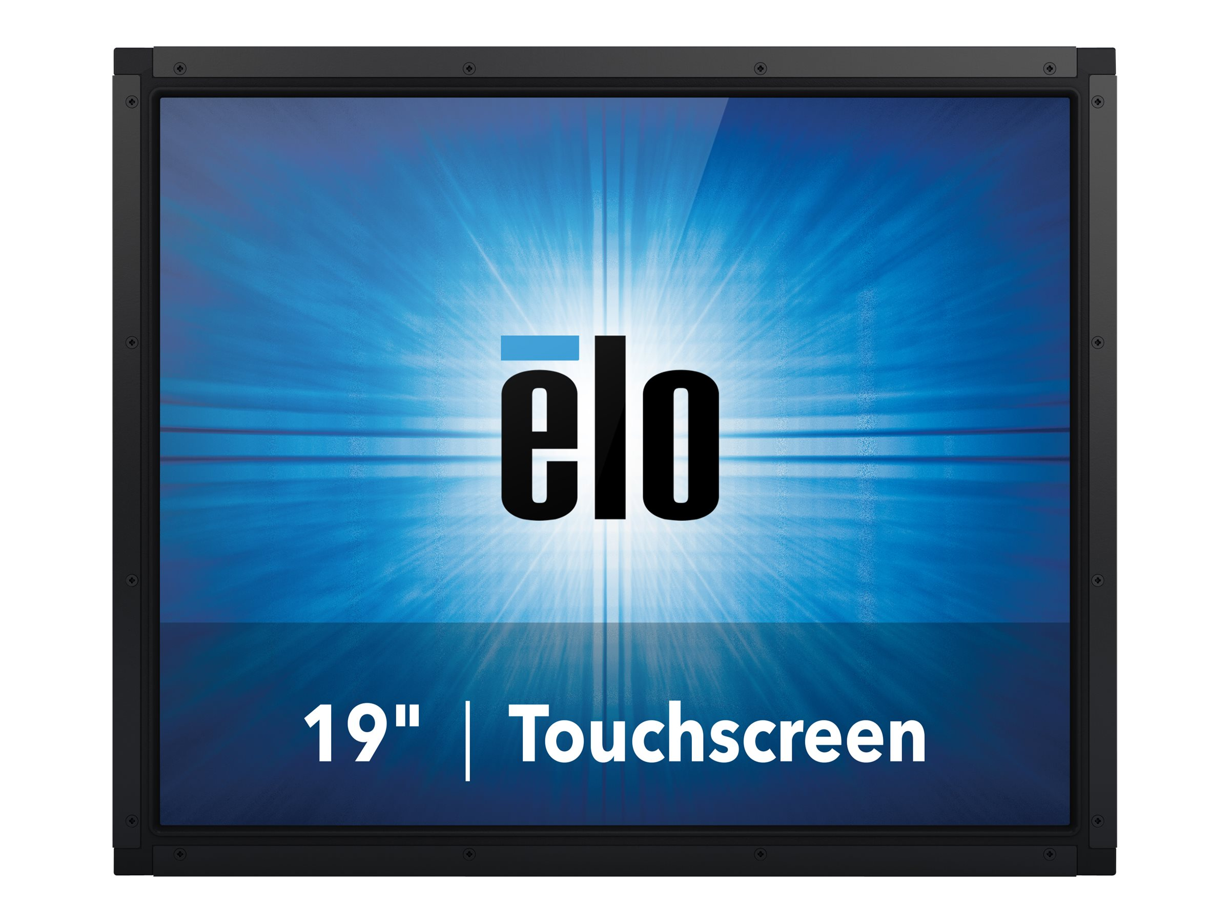 ELO Touch Solutions 1991L 19 SecureTouch Active Matrix LCD SAW Open Frame