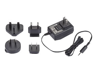 Black Box 90-240VAC Wall Mount Power Supply