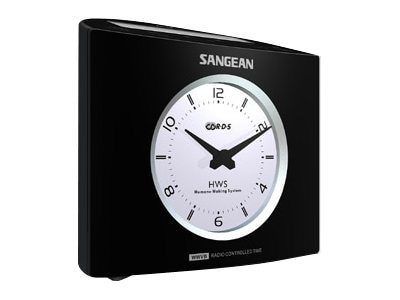 Sangean AM FM Digital Tuning Clock, RCR-9