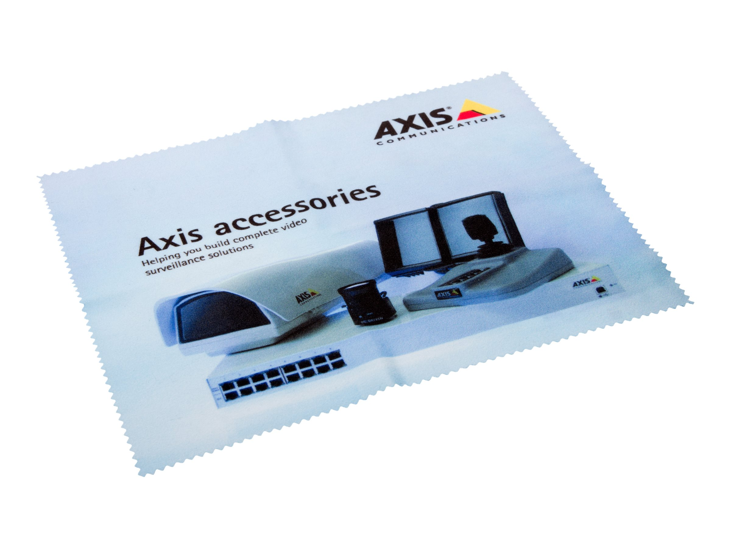 Axis Lens Cloth, 50-pack, 5502-721, 18193111, Camera & Camcorder Accessories