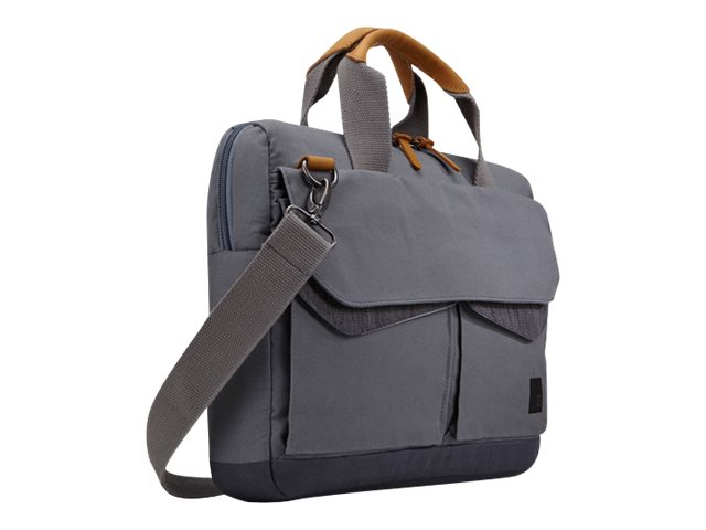 Case Logic LoDo 15.6 Laptop Attache, Graphite