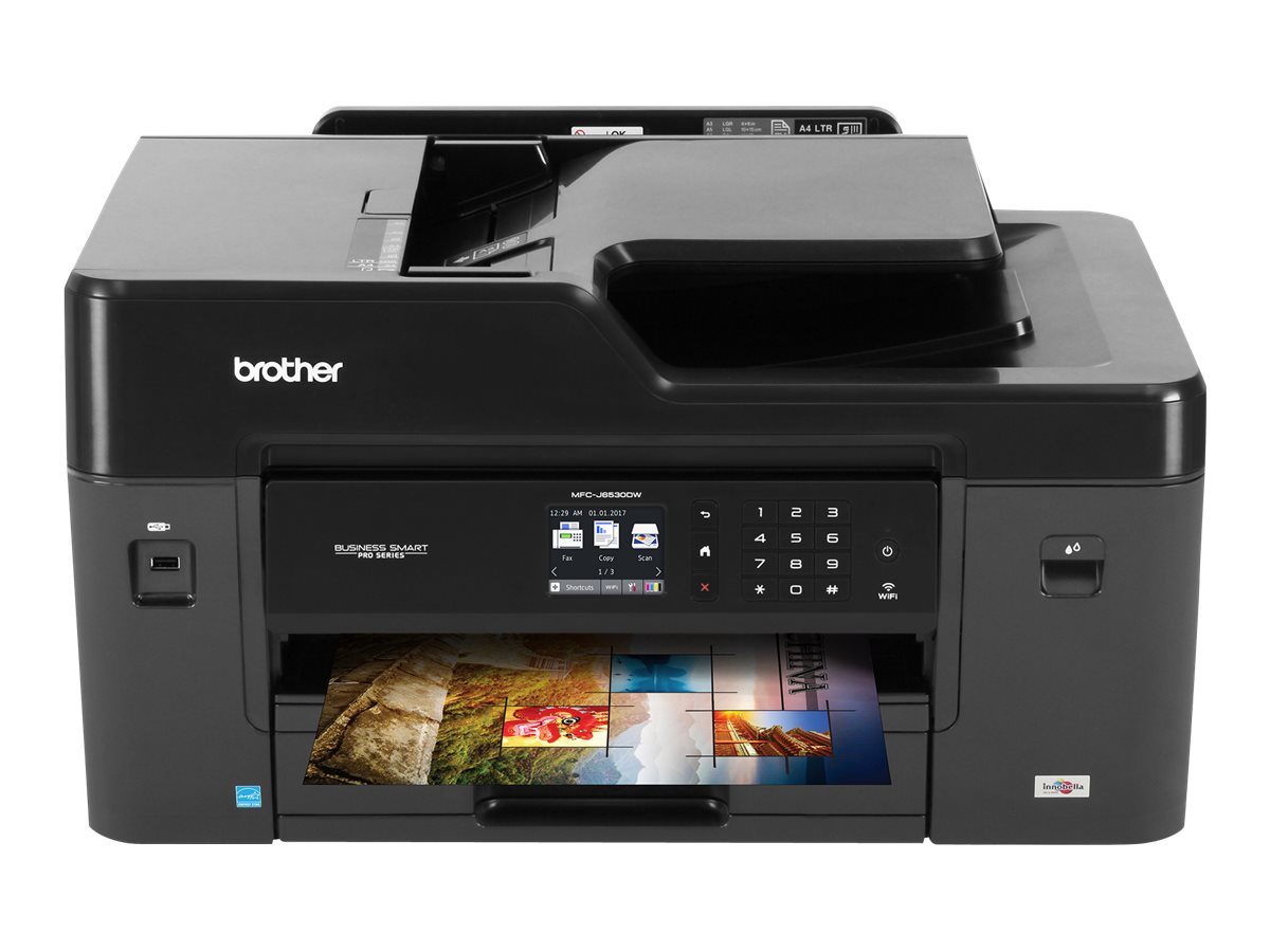 Brother MFC-J6530DW Business Smart Pro Color Inkjet All-In-One