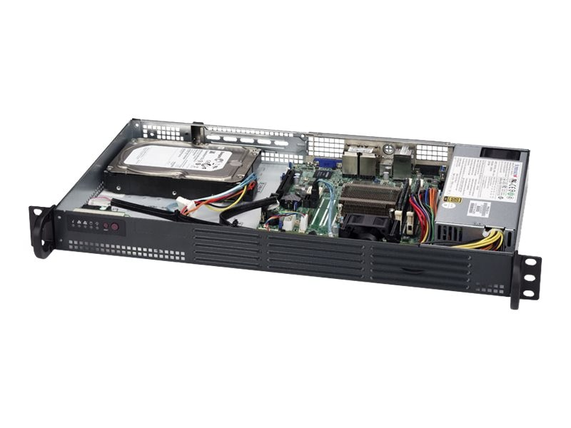 Supermicro 2C ATM REAR I 0 SCE-504-203B AS1RI-2358F, SYS-5018A-LTN4