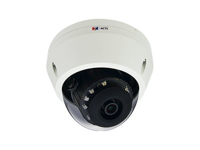 Acti 2MP Extreme WDR Day Night Outdoor Dome Camera, E78