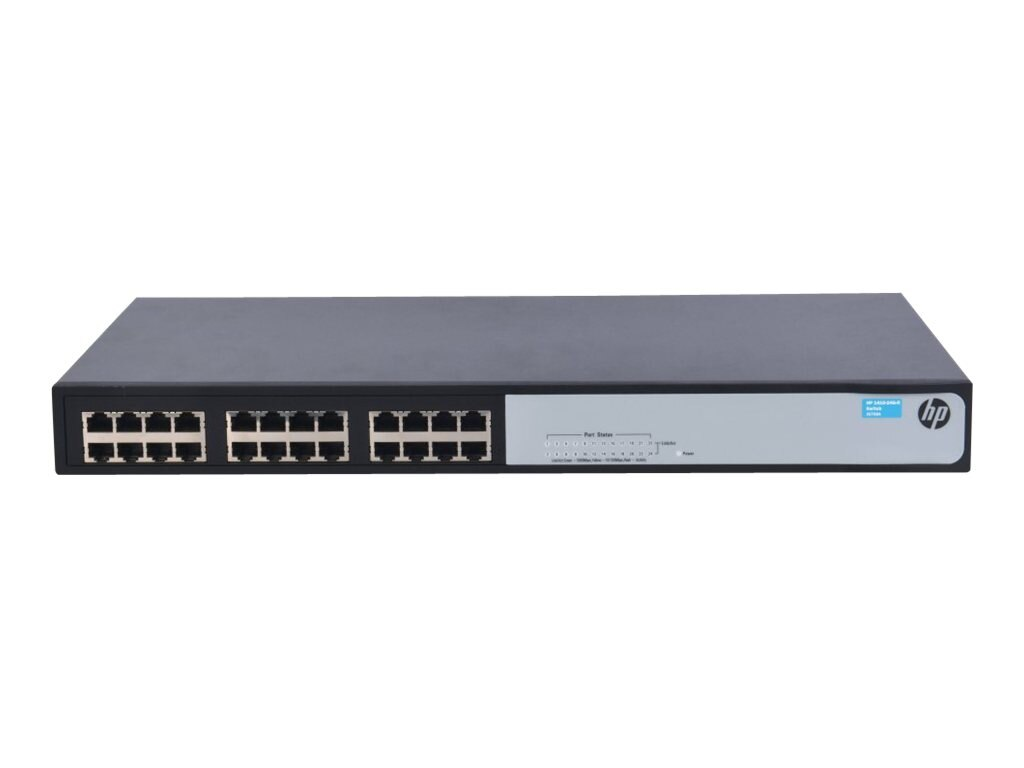 HPE 1410-24G-R Switch, JG708A#ABA, 16566682, Network Switches