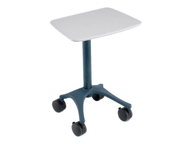 Ergotron ZIDO 40 Fixed Height Cart, ZD2540SB/CG4