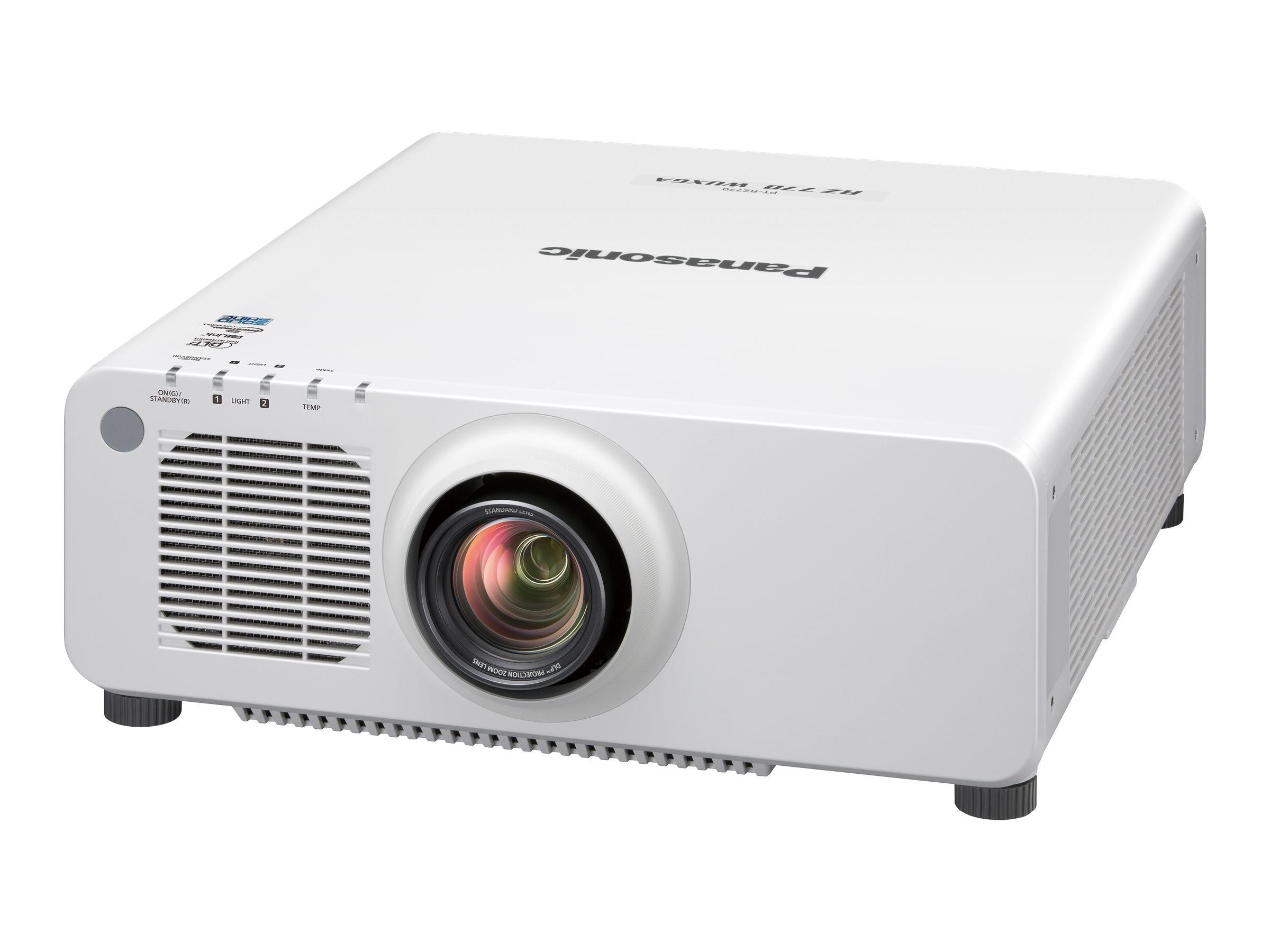 Panasonic PT-RZ770LWU Image 1