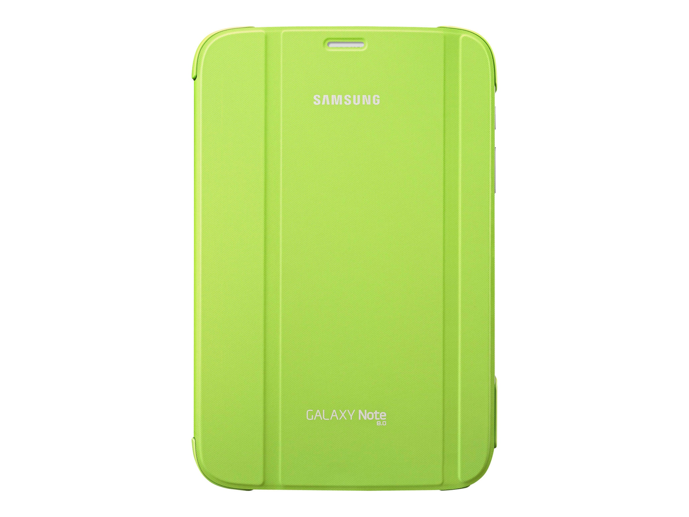Samsung Book Cover for Galaxy Note 8.0, Green, EF-BN510BGEGUJ