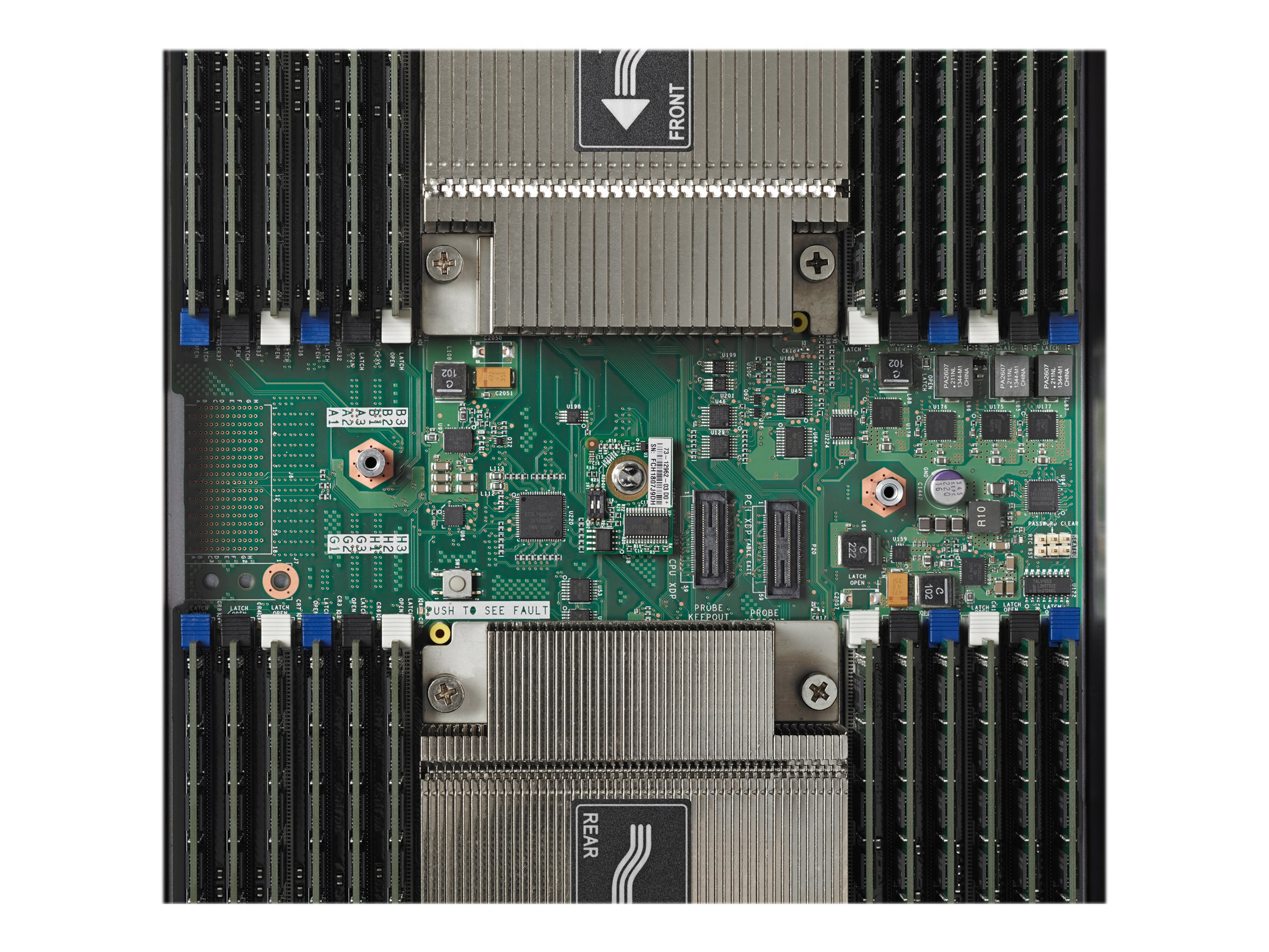 Cisco UCS-SP-B200M4-F2 Image 3