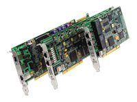 Dialogic TR1034 4-channel Analog, V.34, Universal PCI, RoHS
