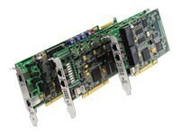 Dialogic TR1034 and E8H-T1-1N, PCIe, 8 Channel Fractional T1, 901-006-16, 7970464, Fax Servers