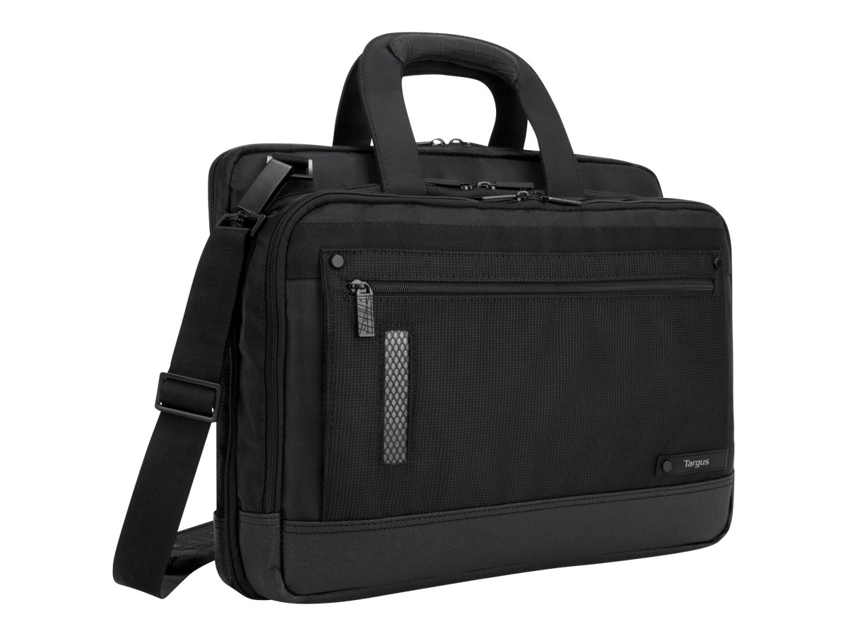 Targus 16 Revolution 2 Topload Checkpoint-Friendly Case, Black, TTL416US