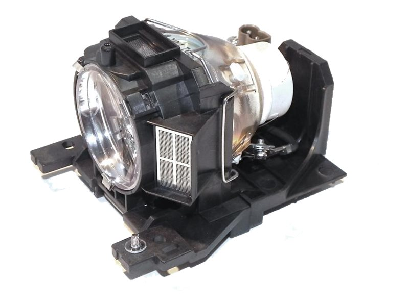 Ereplacements Replacement Lamp for Hitachi CP-A100, CP-A100J, CP-A101, ED-A100, ED-A100J, ED-A110, ED-A110J, DT00891-ER, 13856932, Projector Lamps