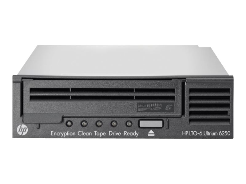 HPE StoreEver LTO-6 Ultrium 6250 Internal Tape Drive, EH969SB