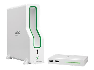 APC Back-UPS Connect UPS 120V w  Mobile Power Pack, BGE50ML