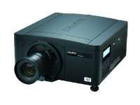 Christie HD6K-M 1080 HD DLP Projector, 6000 Lumens, Black