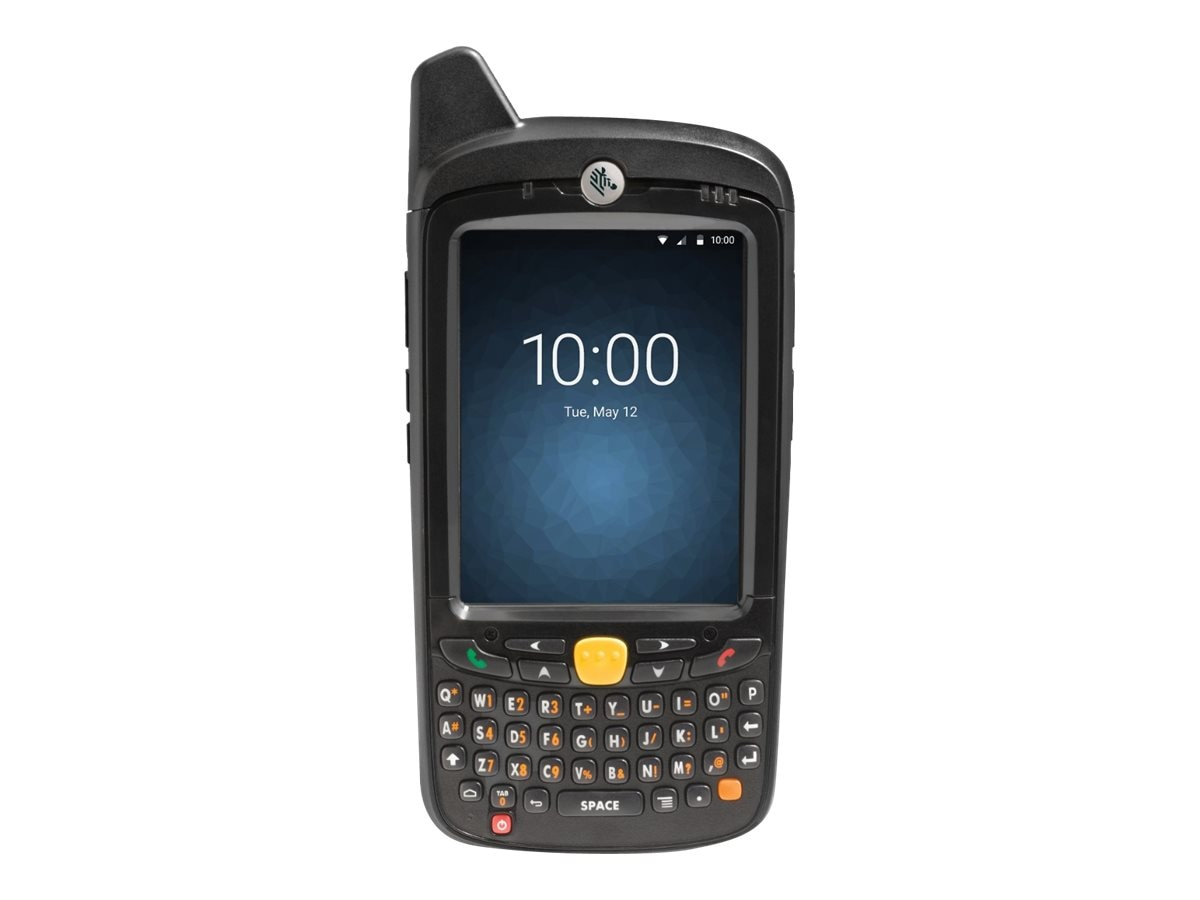 Zebra Symbol MC67 WLP HSPA+ 800MHz LED Imager 512MB 2GB Qwerty 1.5x Battery, MC67NA-PLABAA003LC