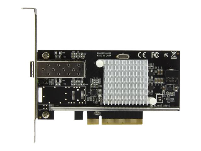 StarTech.com 1-Port 10GbE Open SFP+ MM SM NIC, Instant Rebate - Save $22, PEX10000SFPI