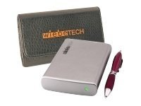 wiebeTECH Carrying Case for Pocket Drives, 3851-6000-01, 9355123, Carrying Cases - Other