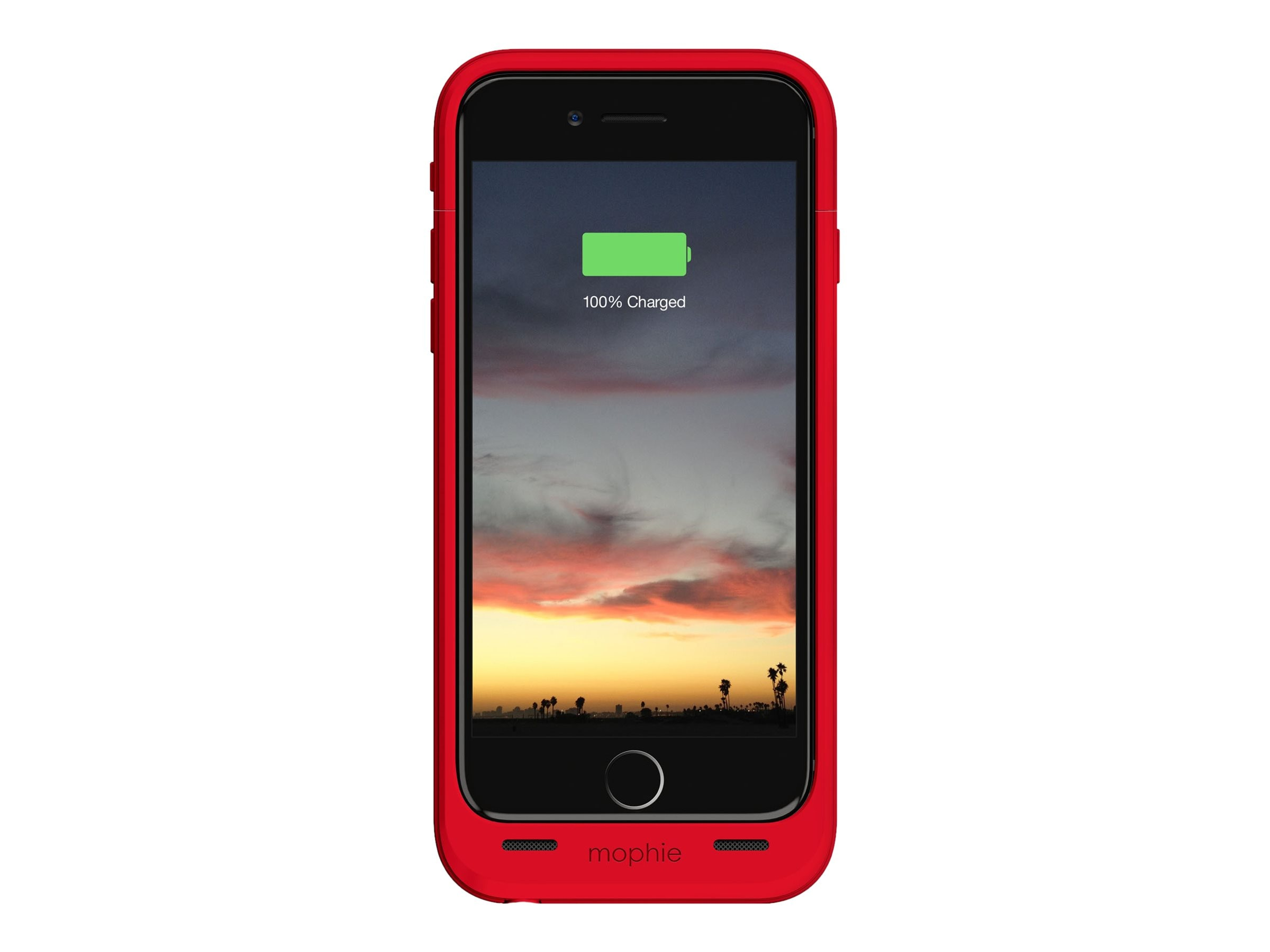 Juice Pack Air for iPhone 6s 6, 2750mAh, Red