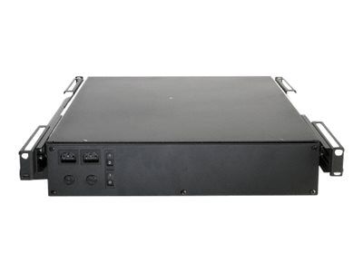 APC Rack Side Air Distribution 2U 120V 60Hz, ACF201BLK