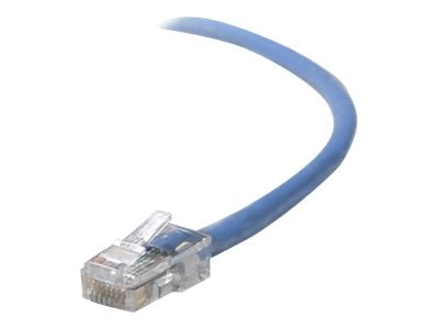 Lenovo CAT5 Patch Cable, Blue, 10ft