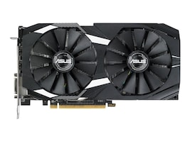 Asus AMD Radeon RX 580 Dual-fan Overclocked Graphics Card, 8GB GDDR5, DUAL-RX580-O8G, 34057187, Graphics/Video Accelerators