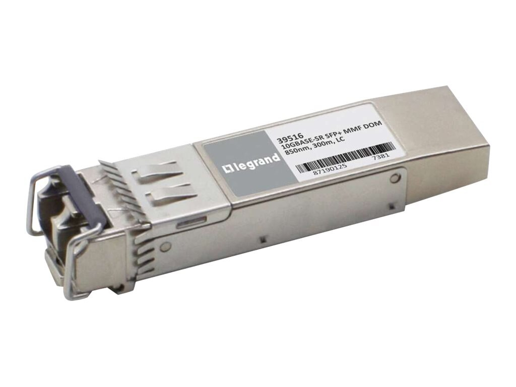 C2G HP 455883-B21 Compatible 10GBase-SR MMF SFP+ Transceiver
