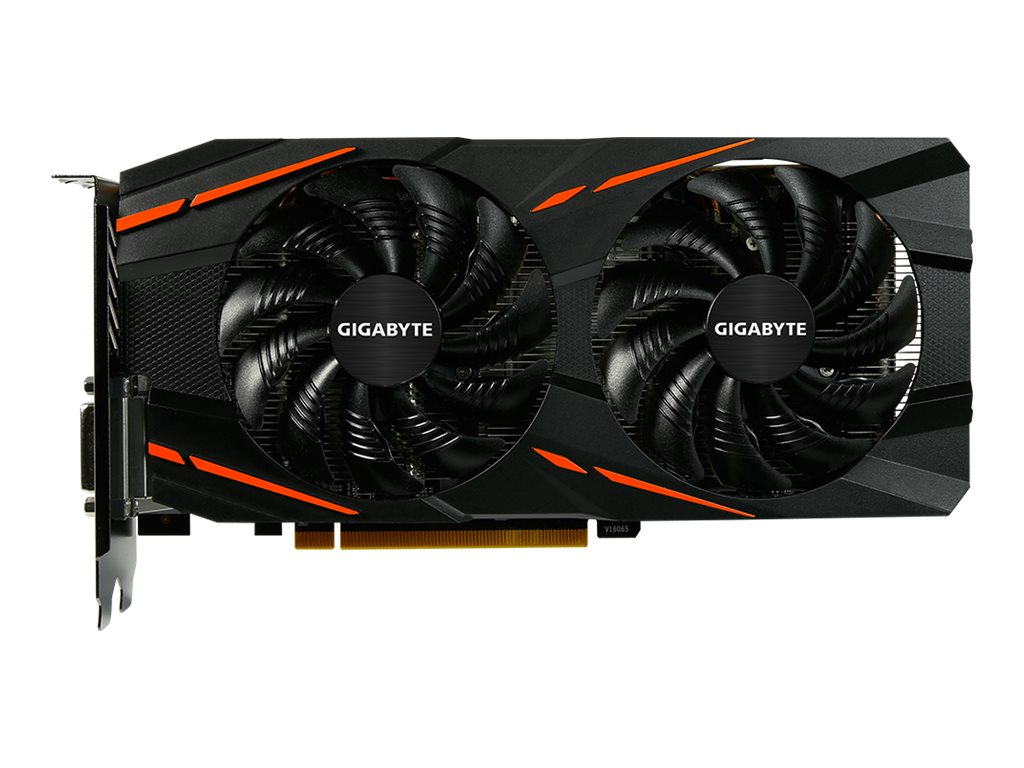 Gigabyte Tech Radeon RX480 PCIe 3.0 x16 Graphics Card, 4GB GDDR5
