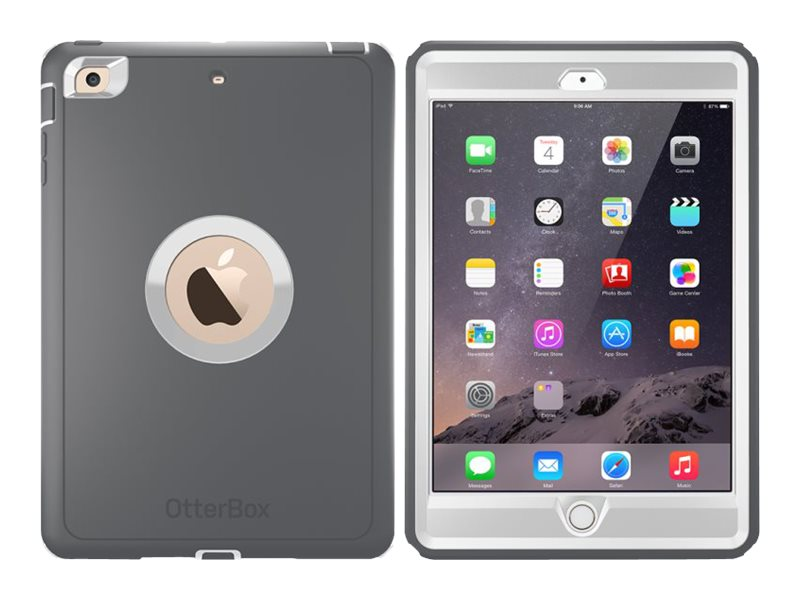 OtterBox Defender Pro Pak for iPad mini 2 3, Glacier, 77-52013, 26003015, Carrying Cases - Tablets & eReaders
