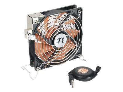 Thermaltake Mobile Fan 12, AF0007, 10249336, Cooling Systems/Fans
