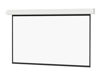 Da-Lite Advantage Electrol Projection Screen, HC Matte White, 84 x 84, 92605LS, 18240192, Projector Screens