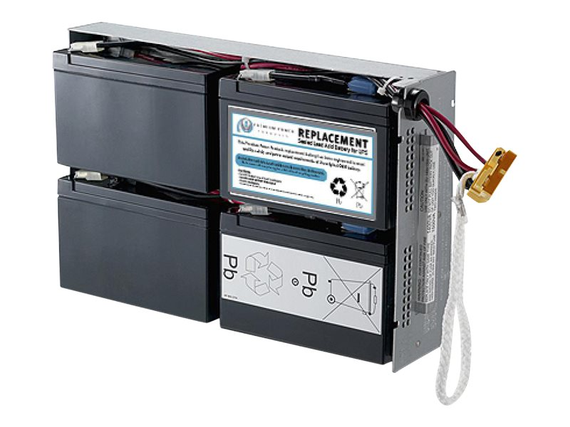 Ereplacements Battery for APC RBC24, SLA24-ER, 18453921, Batteries - Other