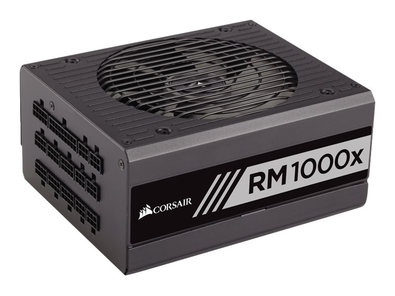 Corsair RM1000x 1000W 80 PLUS Gold Certified Fully Modular Power Supply Unit