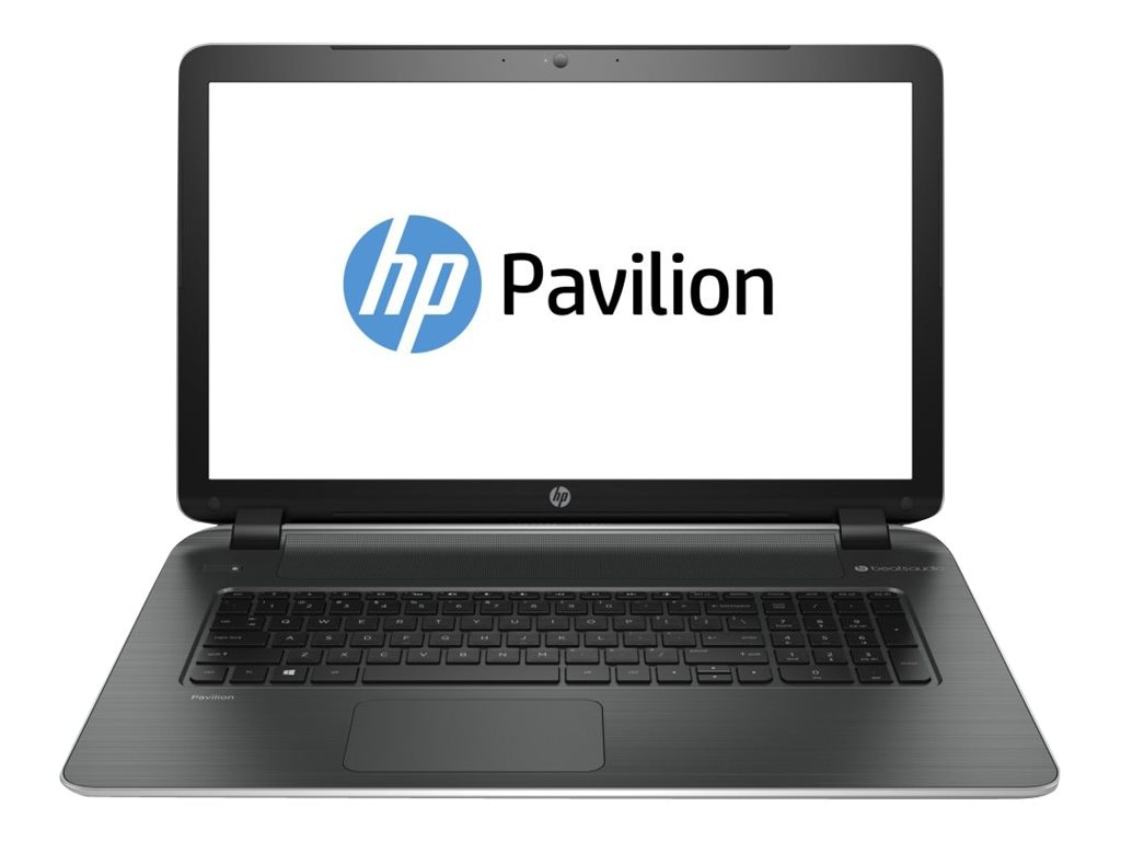 HP Pavilion 17-F026ds Notebook PC, J6U85UA#ABA