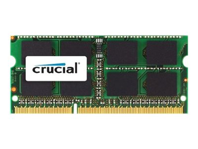Crucial 4GB PC3-12800 204-pin DDR3 SDRAM SODIMM